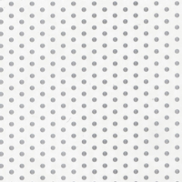 PVC Perforated 1121 white